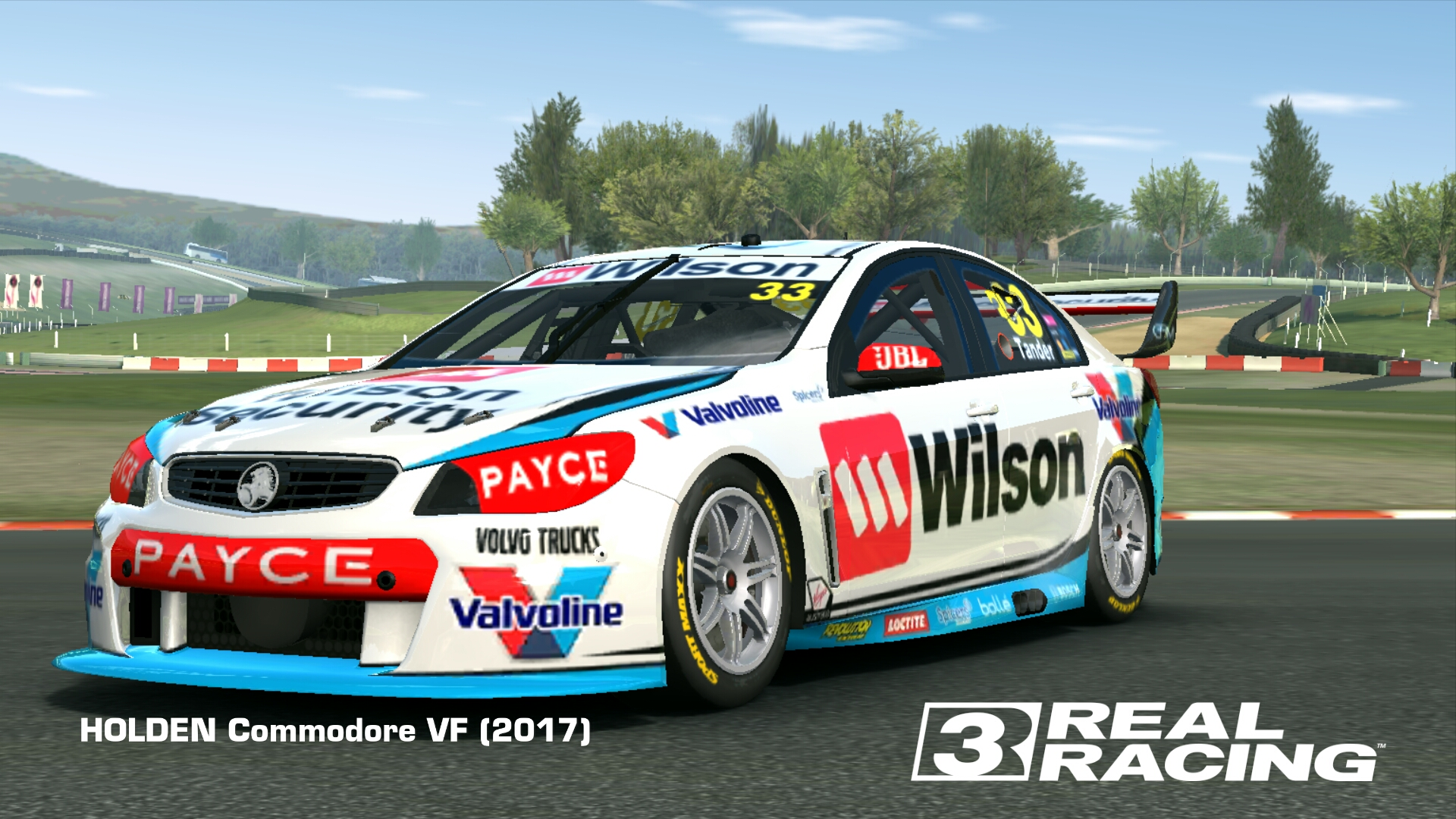 Holden commodore vf 2017 real racing 3 wiki fandom powered commodore vf 2017 sciox Gallery