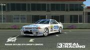 R32 GT-R Group A (No. 25 Zexel)