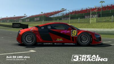 R8 LMS SB Edition Side No. 9