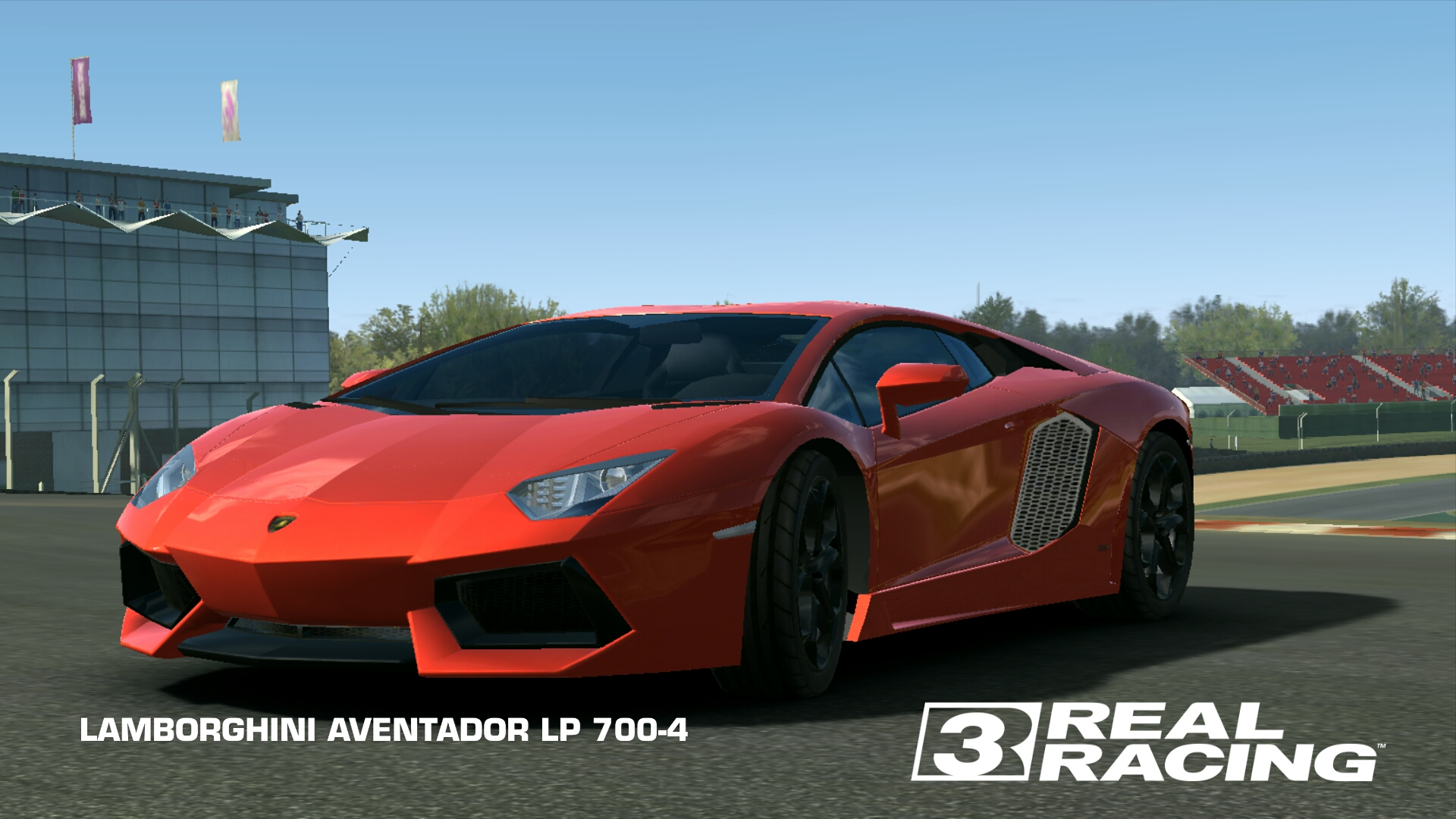 Lamborghini Aventador Lp 700 4 Real Racing 3 Wiki Fandom Powered