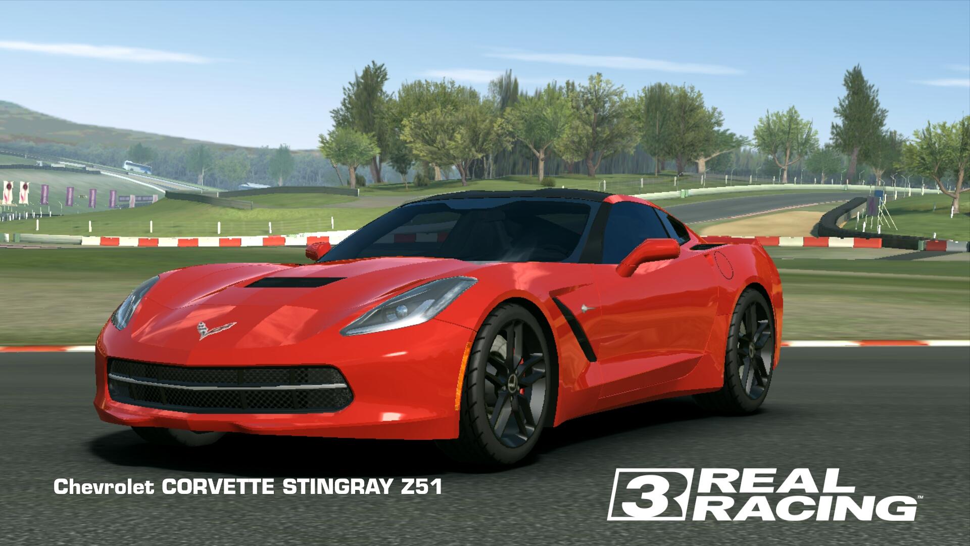 Chevrolet Corvette Stingray Z51 Real Racing 3 Wiki