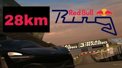 TC Distanz Red Bull Ring 28km Endurance 8 min