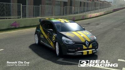 Clio Cup Team SB No.5 Overall