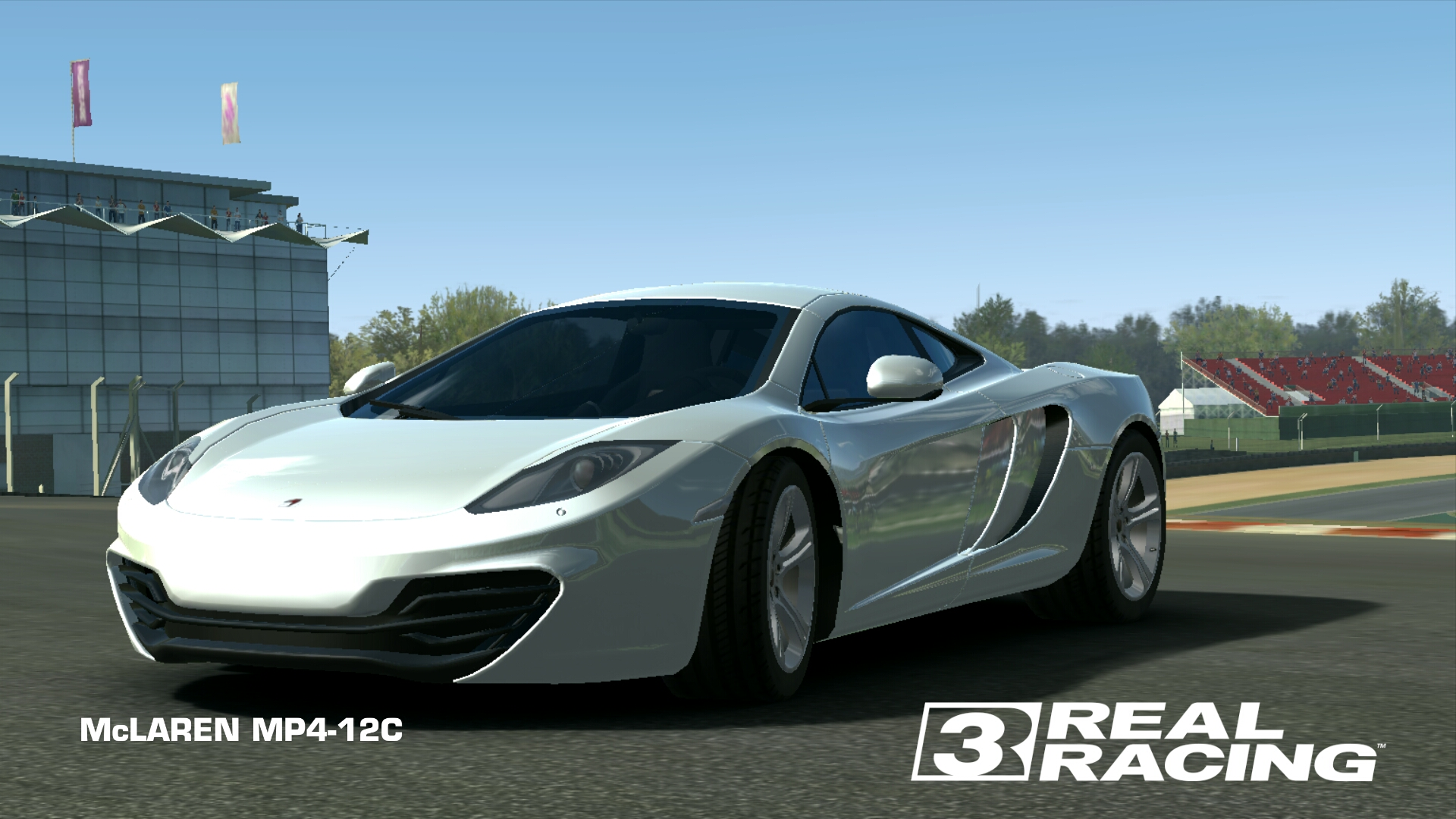 McLAREN MP4-12C | Real Racing 3 Wiki | FANDOM powered by Wikia