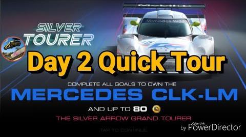 """Silver Tourer"" Day 2 Quick Tour"