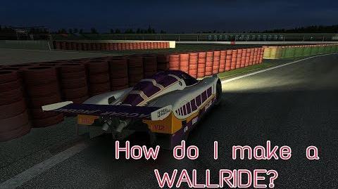 How do I make a WALLRIDE-0