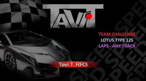 Real Racing 3 Team Challenge - Lotus Type 125 - Laps On Any Track + Endless Laps