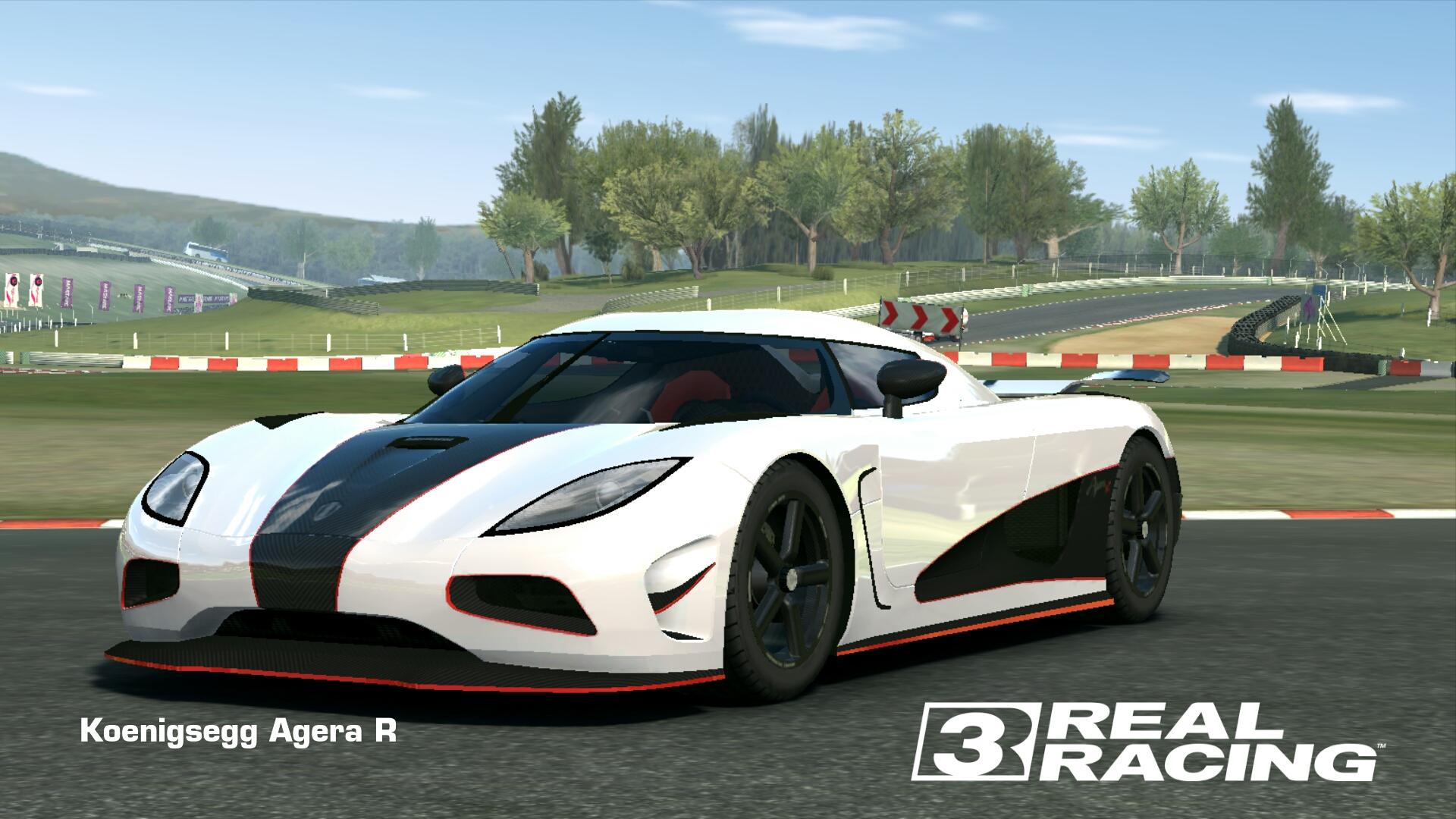 Showcase Koenigsegg Agera R