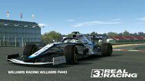 Showcase WILLIAMS RACING WILLIAMS FW43