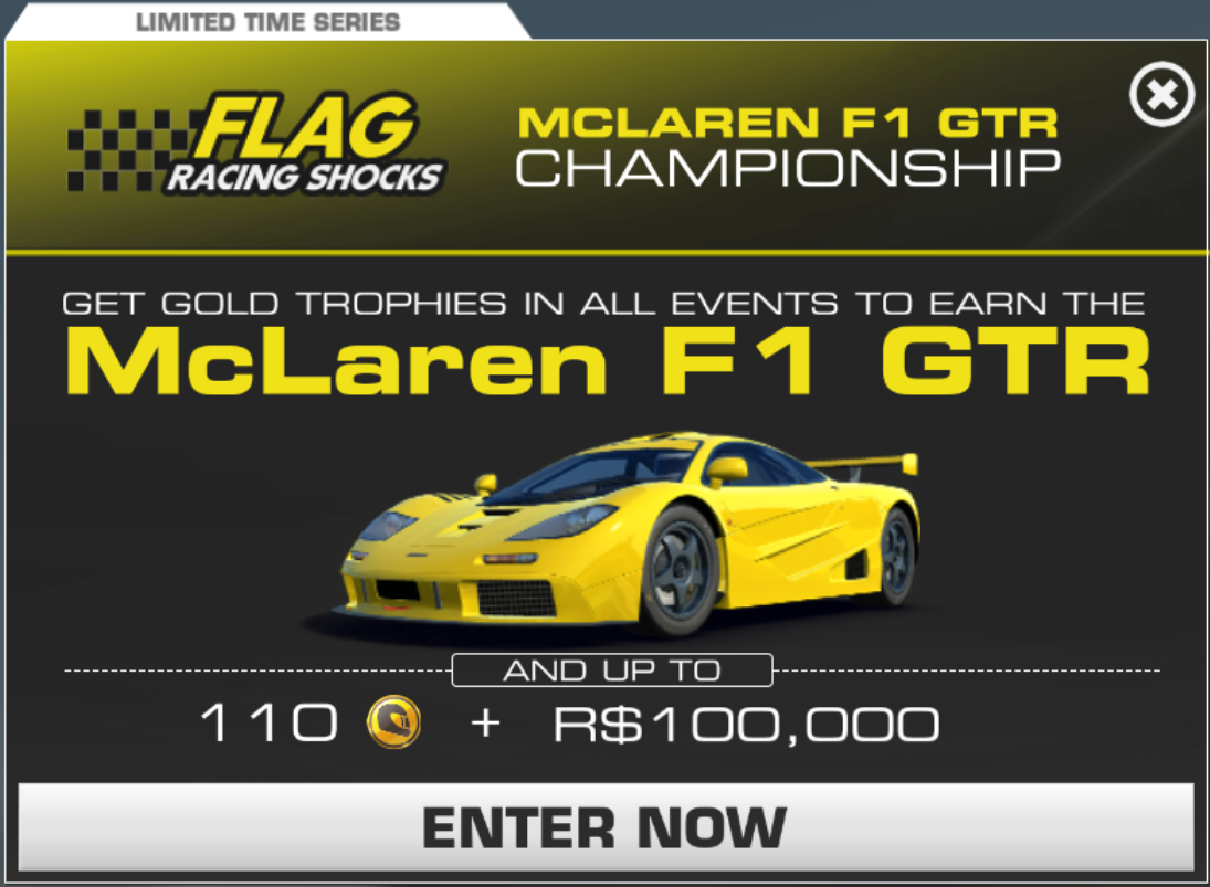 mclaren f1 gtr championship | real racing 3 wiki | fandom powered