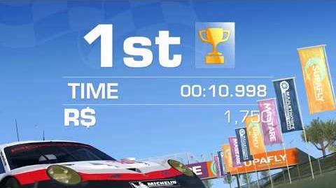 10.998 Porsche Autocross Annihilation Real Racing 3
