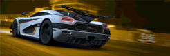 Series Koenigsegg One-1 (Exclusive Series)