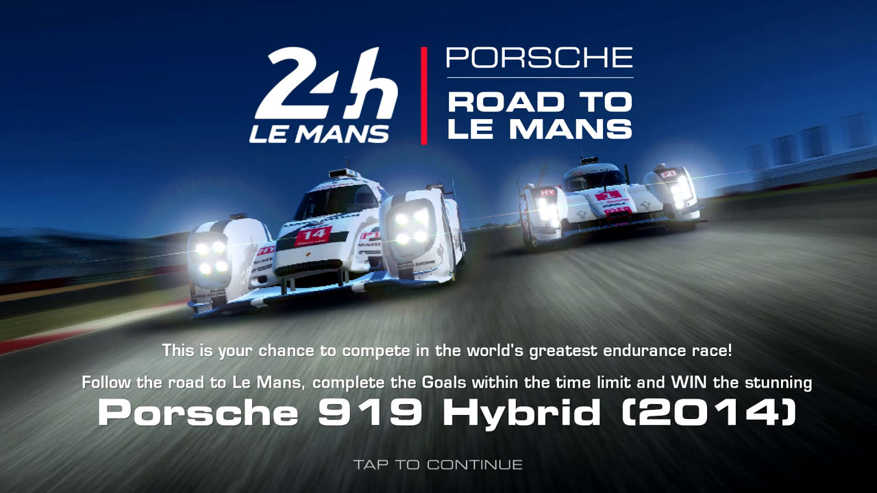 Road To Le Mans | Real Racing 3 Wiki | Fandom