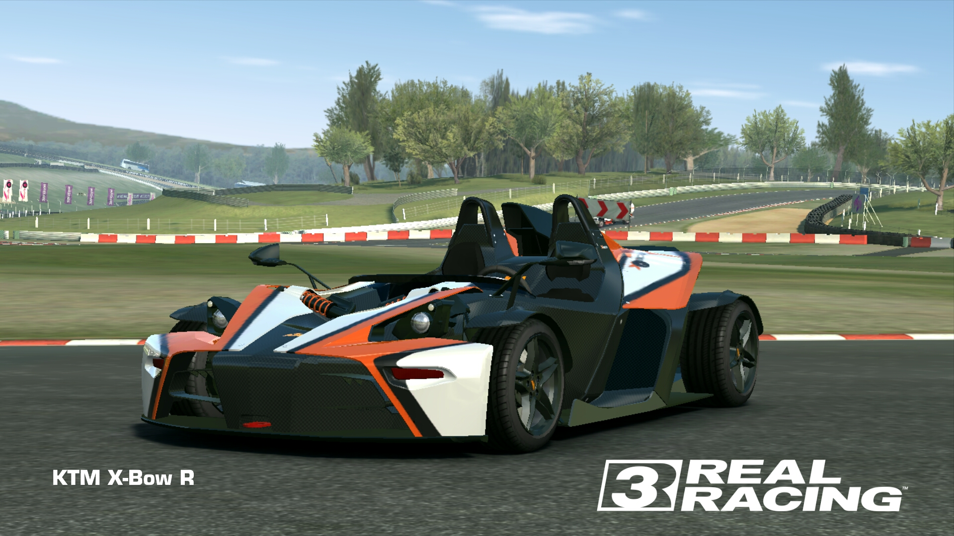 Showcase KTM X-Bow R