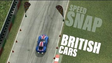 British Cars Speed Snap Challenge (Top 20 Options)