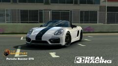 Boxster GTS Cup