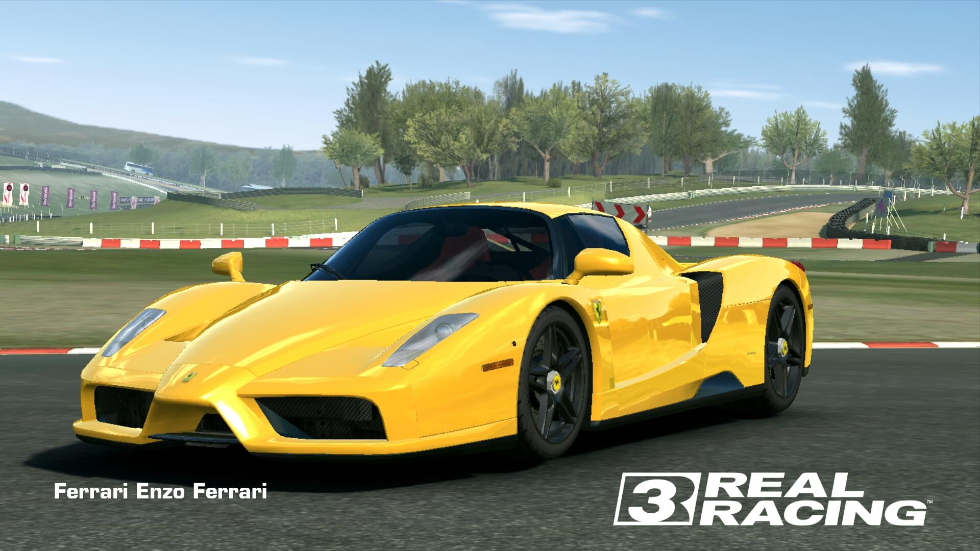 Showcase Ferrari Enzo Ferrari
