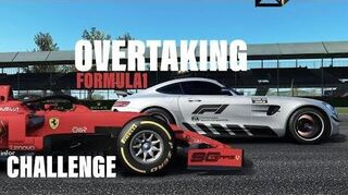 2019 Formula 1 Overtaking Challenge (Best Option)