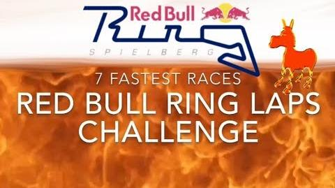 Real Racing 3 RR3 Red Bull Ring Laps Challenge 7 Fastest Races