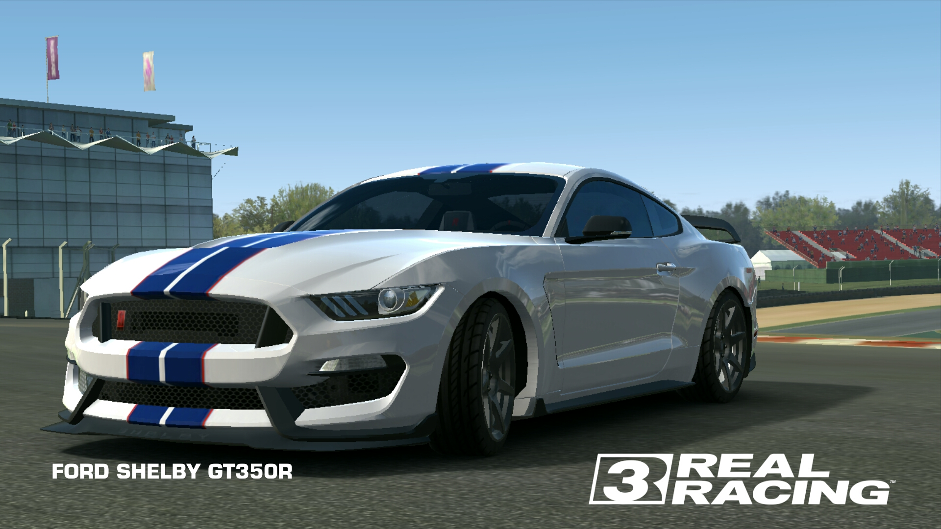 FORD SHELBY GT350R | Real Racing 3 Wiki | FANDOM powered by Wikia