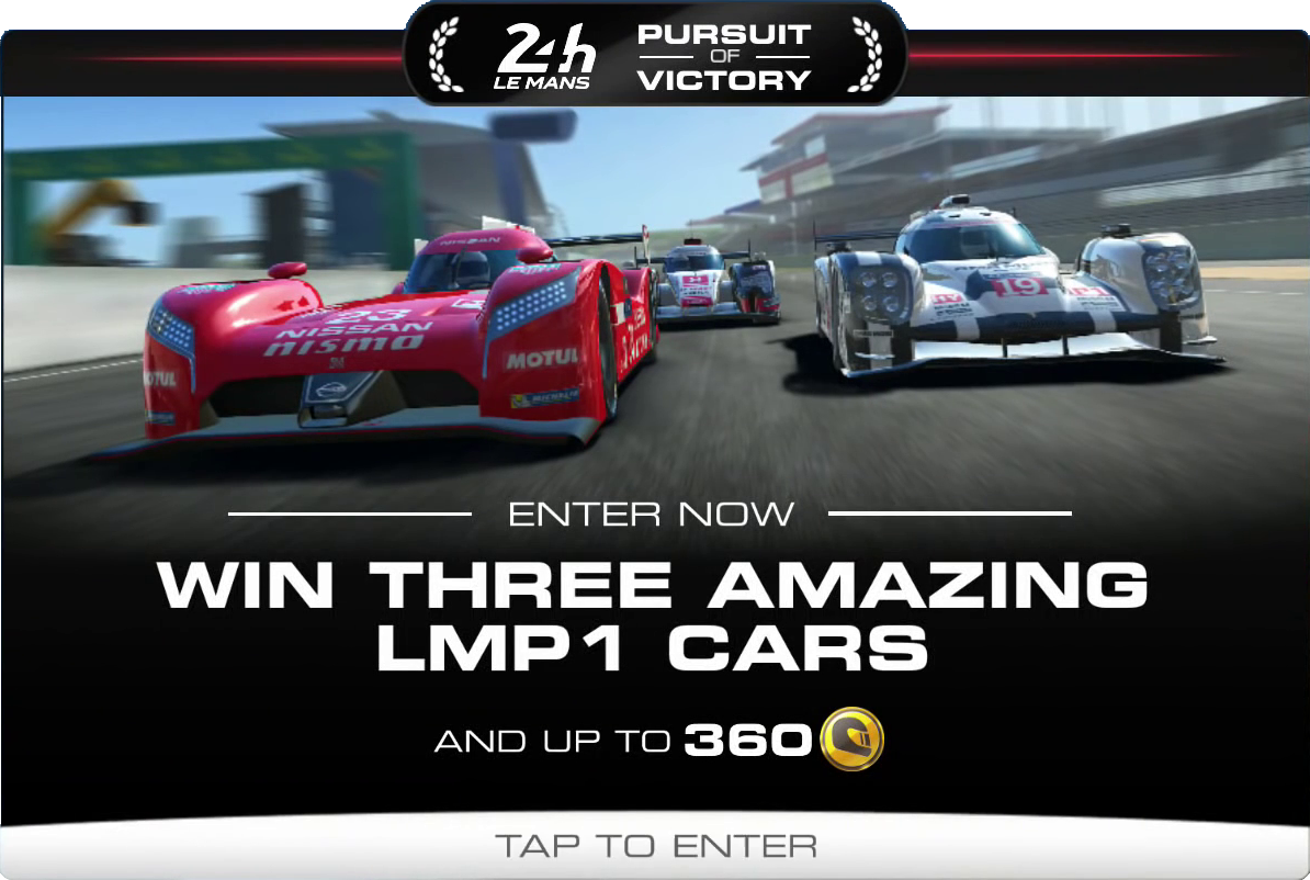 Le Mans - Pursuit of Victory | Real Racing 3 Wiki | FANDOM powered ...