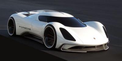 Porsche 2035 LMP Concept