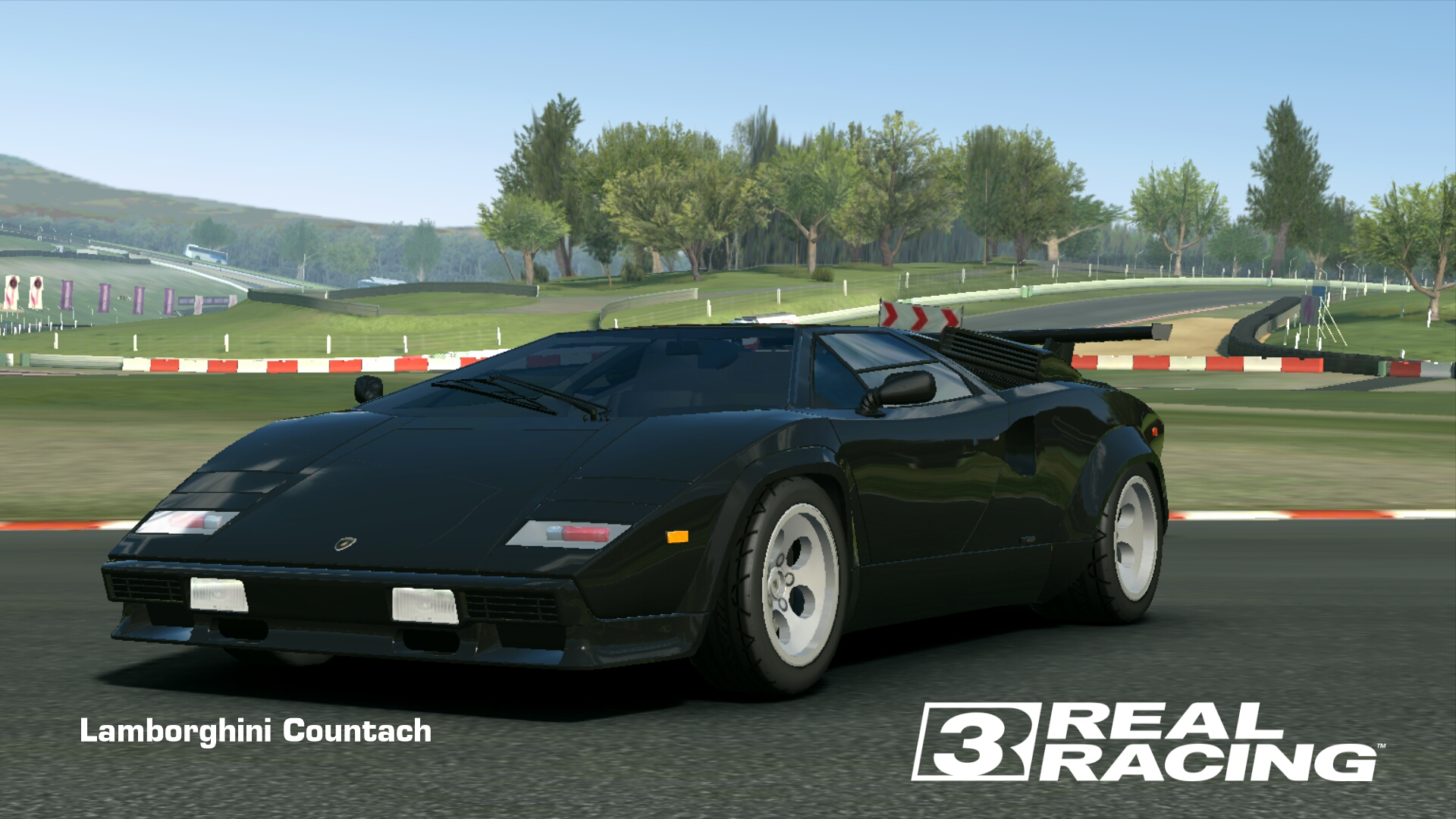 real racing 3 lamborghini countach сколько стоит