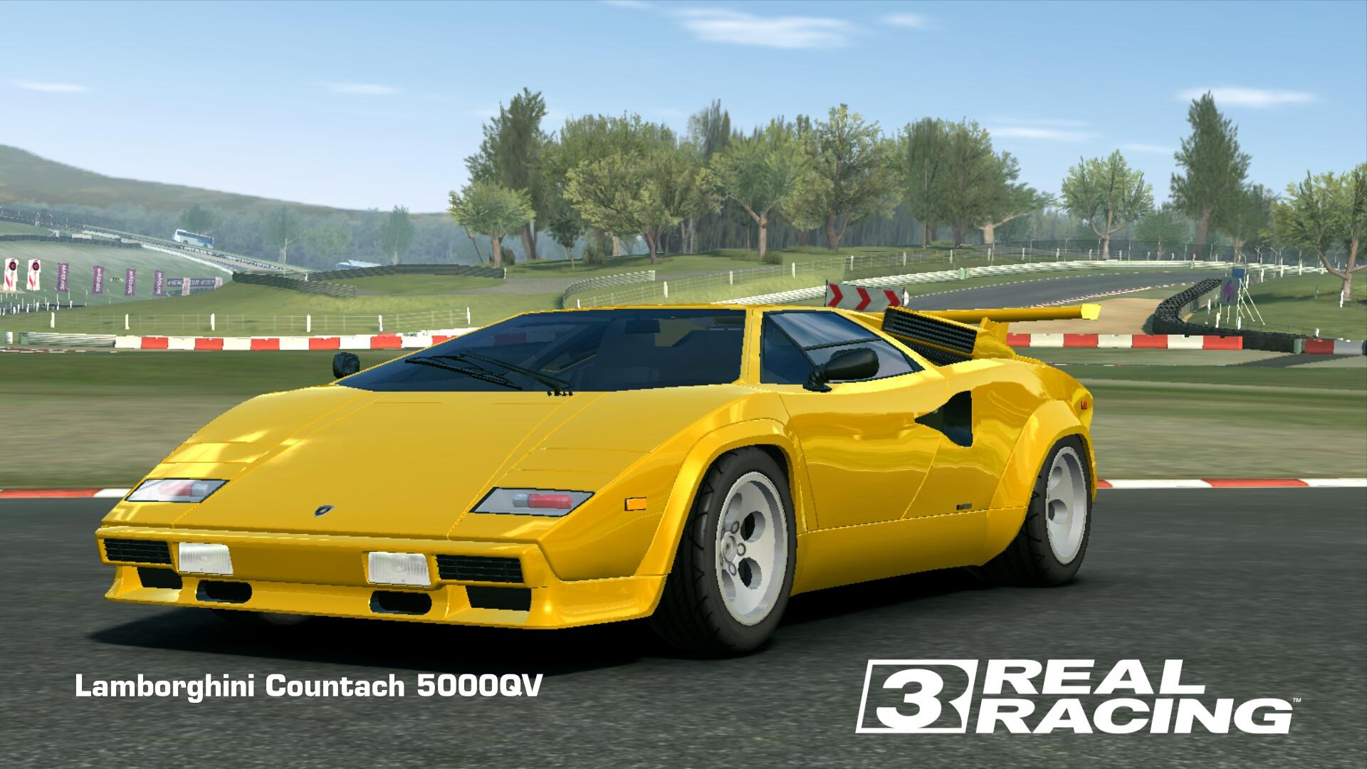 Showcase Lamborghini Countach