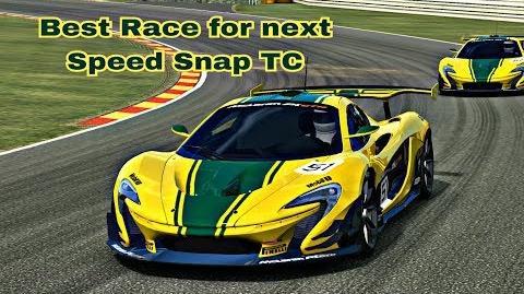 video - tc speed snap spa mclaren p1 gtr best fame and r$-0