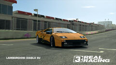Diablo SV as Diablo GT (with Badge)