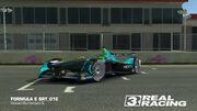 Formula E NextEV (No. 3)