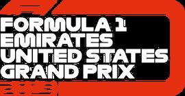 FORMULA 1 EMIRATES UNITED STATES GRAND PRIX 2019 flag
