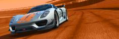 Series Porsche 918 RSR Concept (Exclusive Series)