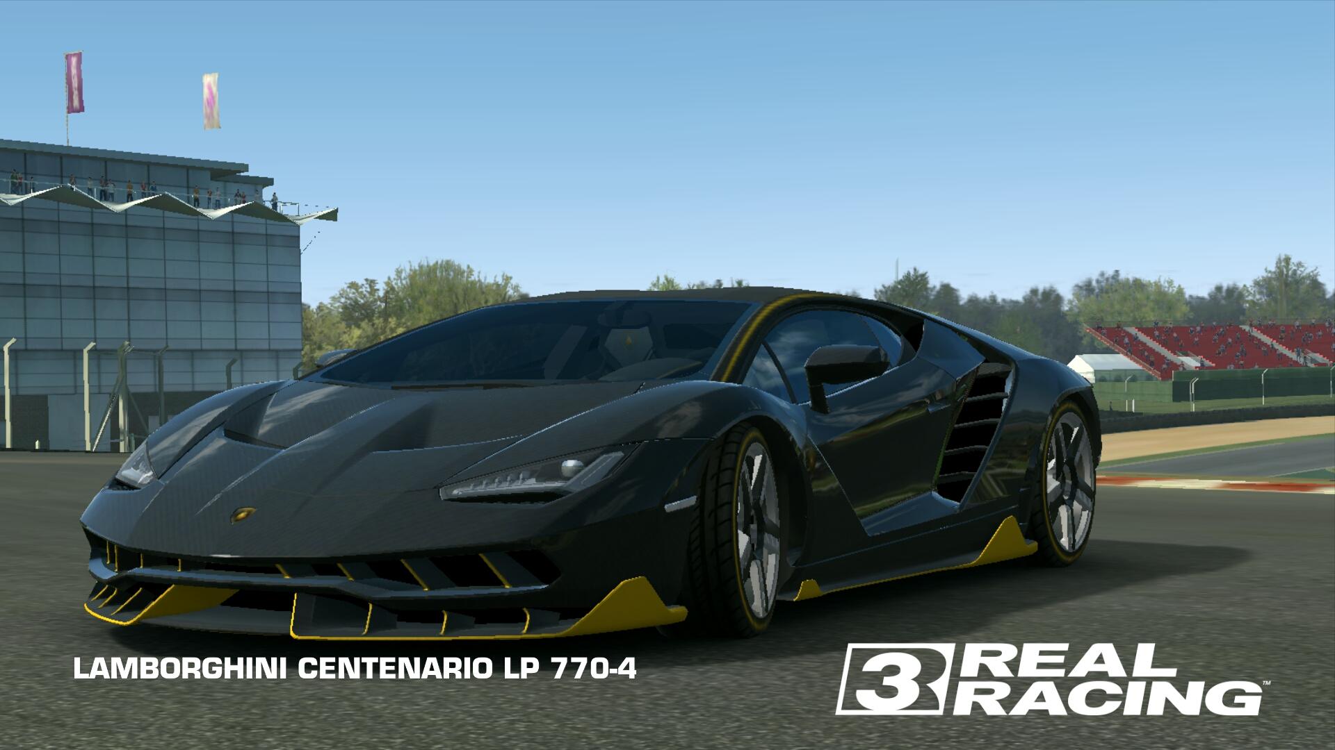 Lamborghini Centenario Lp 770 4 Real Racing 3 Wiki Fandom