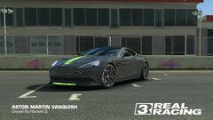 Vanquish AMR (Black Wheels)