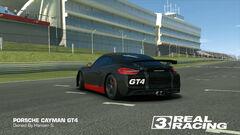 Razgriz Cayman GT4 (Back)