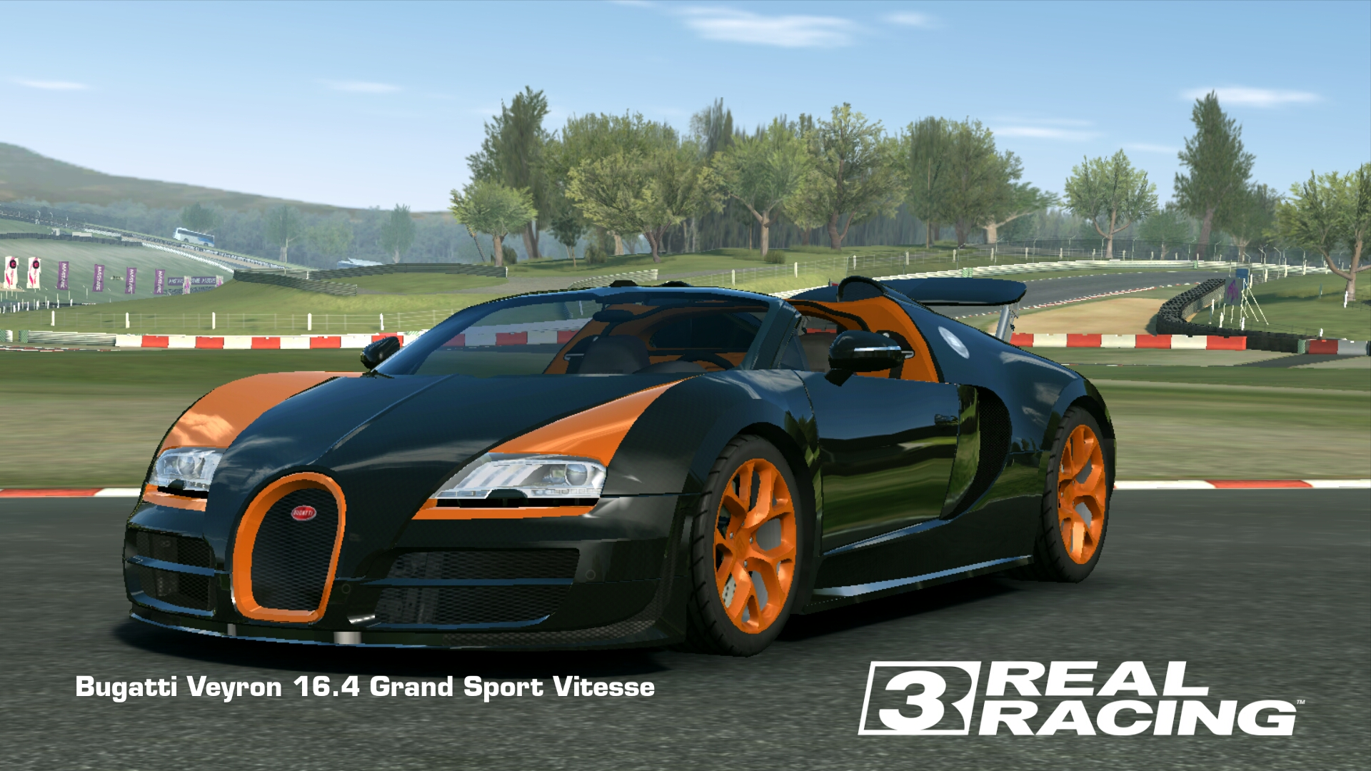 Showcase Bugatti Veyron 16.4 Grand Sport Vitesse