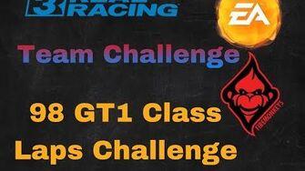 TC Laps 98 GT1 Class service unservice