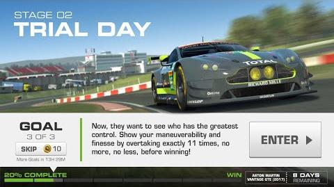 RR3 Balance Of Power Stage 2 Goal 3 No Upgrades Real Racing 3