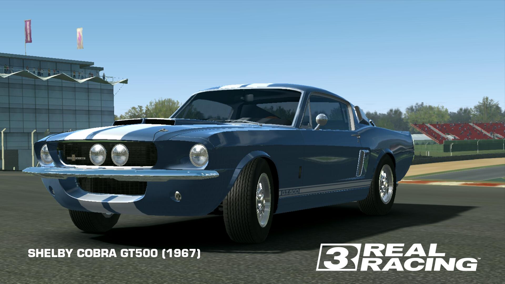 Cobra gt500 1967