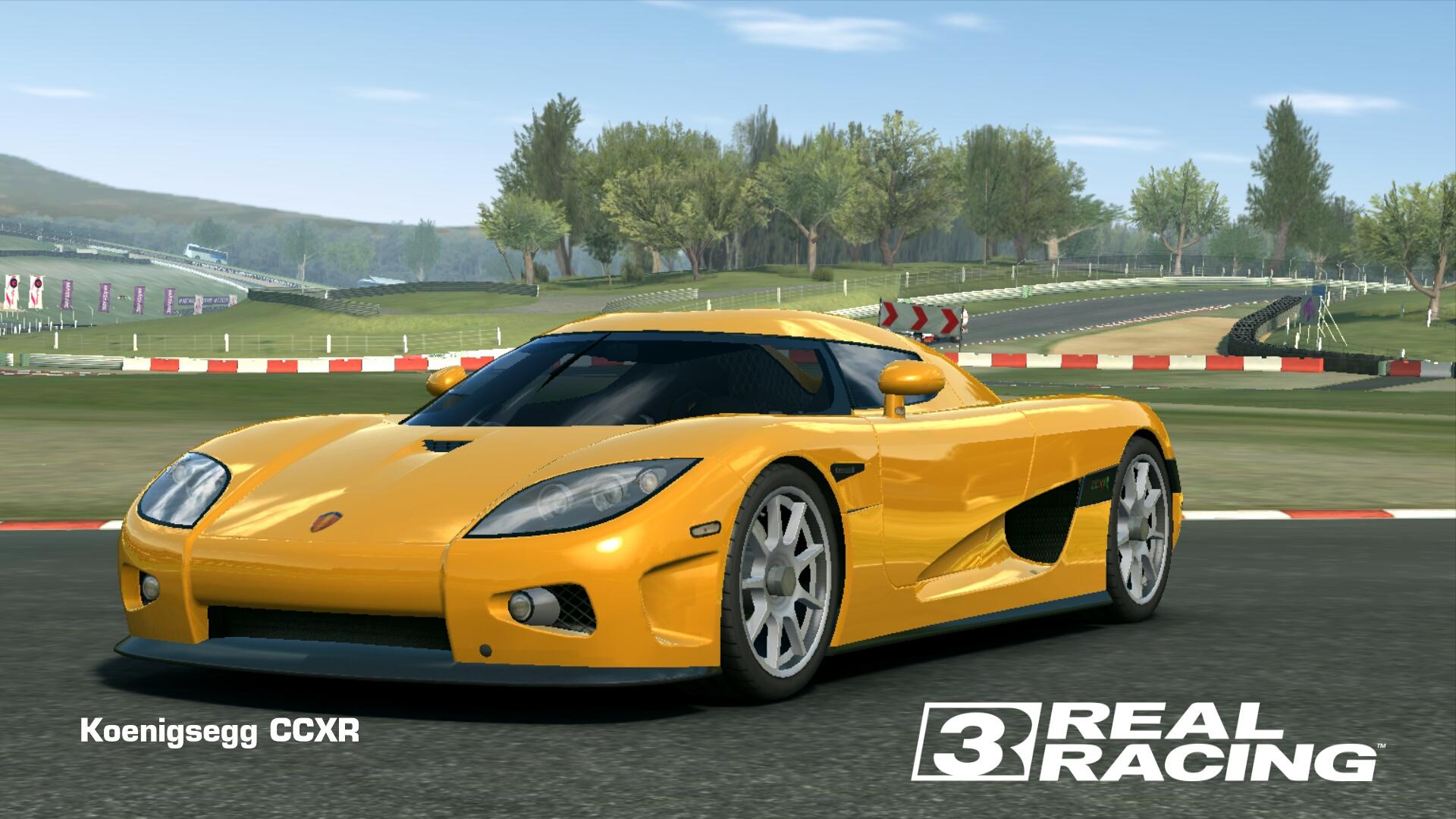 Koenigsegg Ccxr Real Racing Wiki Fandom Powered By Wikia