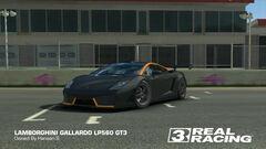 Gallardo LP560 GT3 Edizione Technica