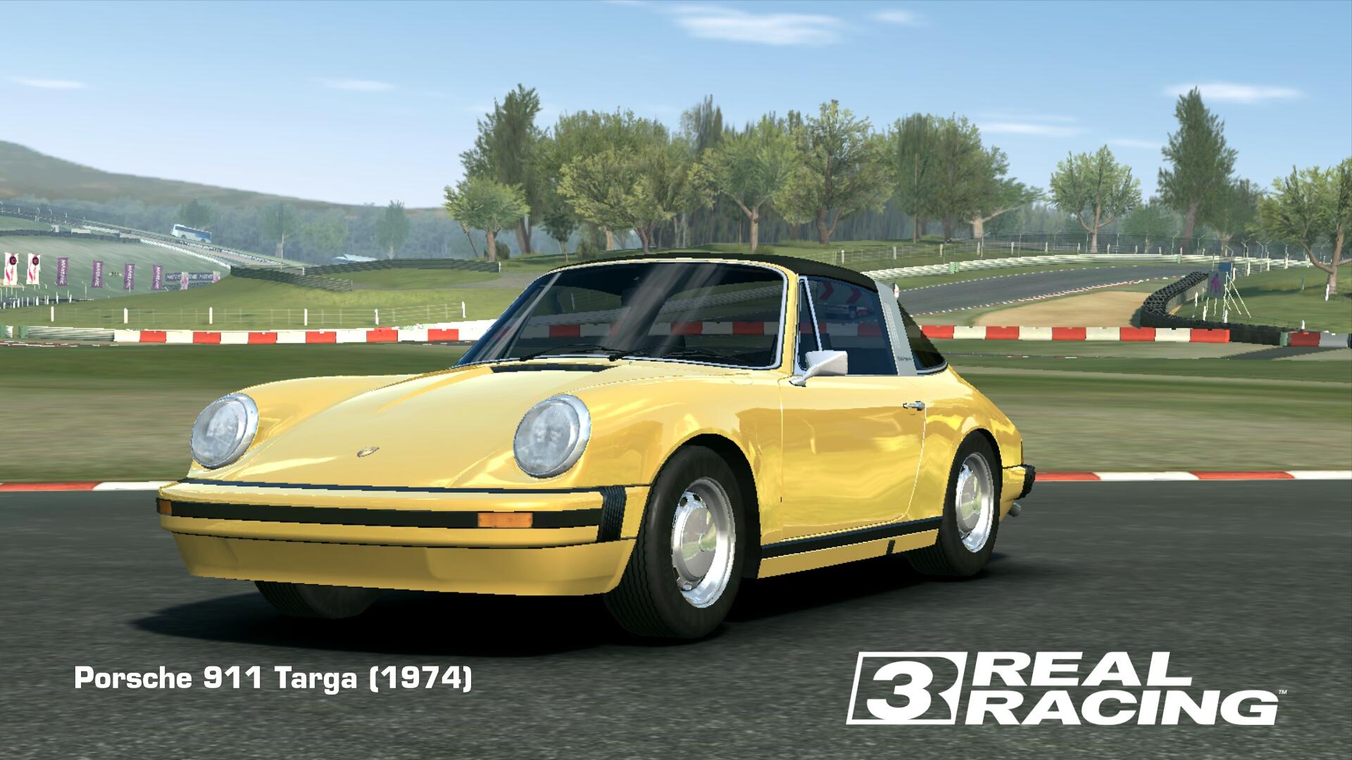 Showcase Porsche 911 Targa (1974)