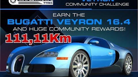 111,11Km (30min.) LTS Bugatti Endless Endurance Indy Road