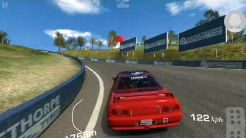 Real Racing 3; Unleash The Beast event; Stage 6