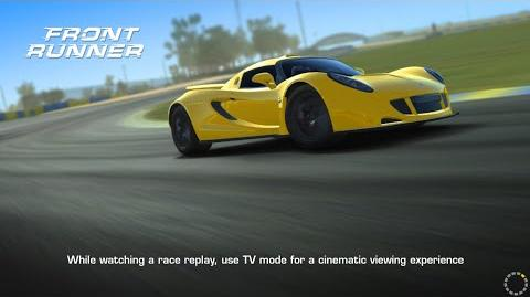 Real Racing 3 RR3 Front Runner Hennessey Venom GT Stage 01