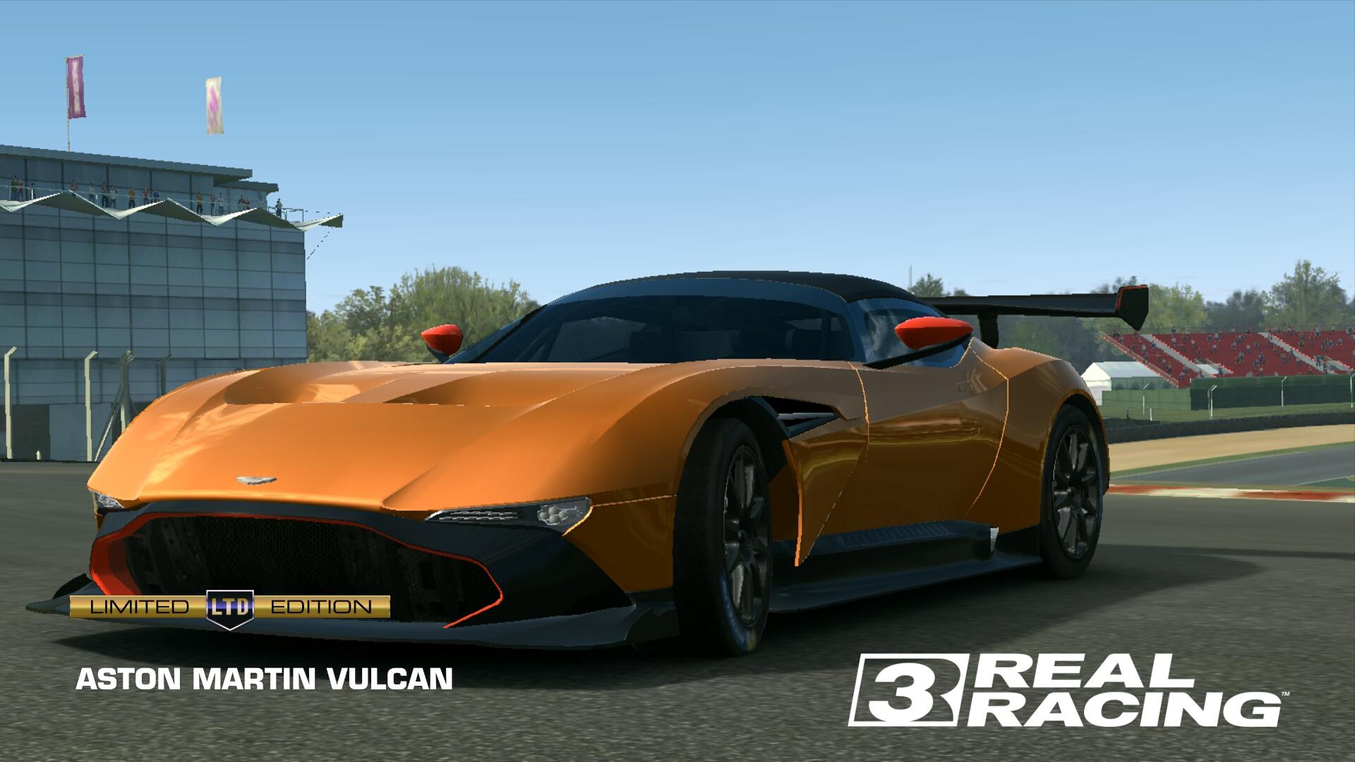 Aston Martin Vulcan Real Racing 3 Wiki Fandom Powered By Wikia
