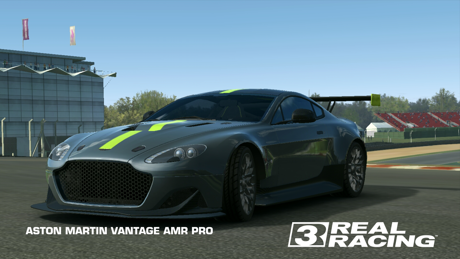 Aston Martin Vantage Amr Pro Real Racing 3 Wiki Fandom Powered