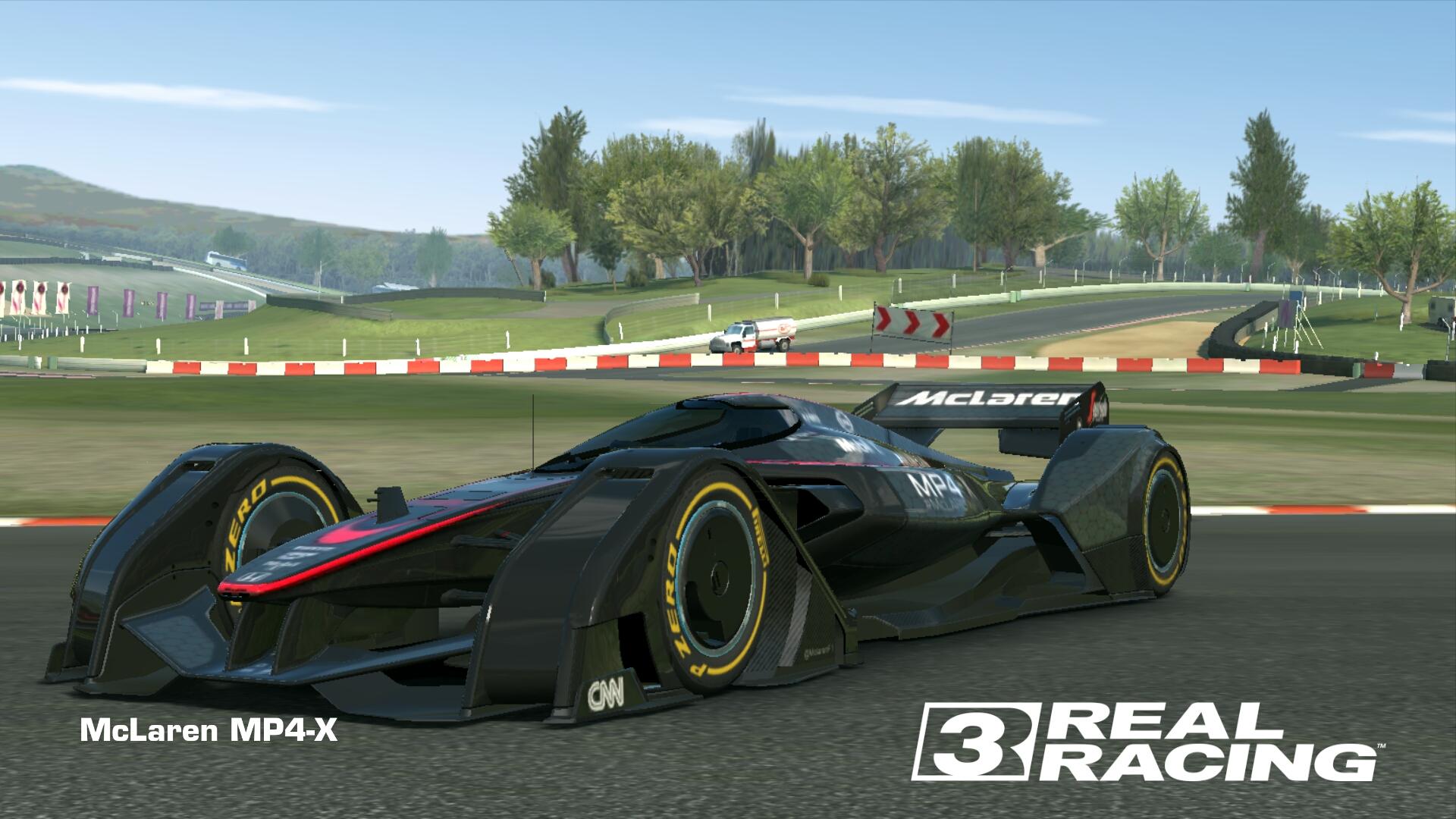 Richard Petty Motorsports >> The New Mclaren Mp4 X Real Racing 3 Wiki Fandom | Autos Post