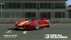 Hot Rodimus Ford GT1